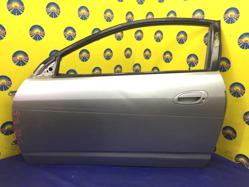Дверь боковая Honda Integra DC5 K20A 2001 передняя левая