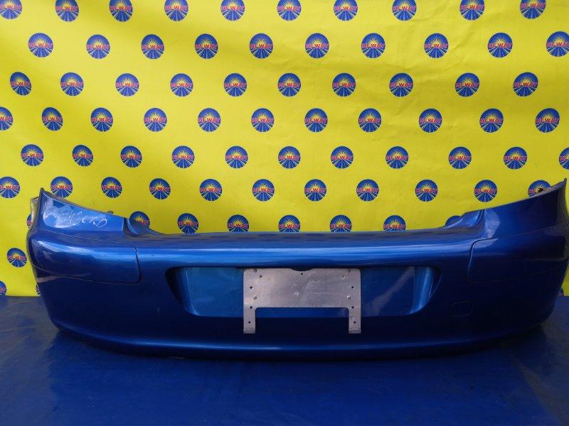 Бампер Peugeot 307 3A/C RFJ 2005 задний