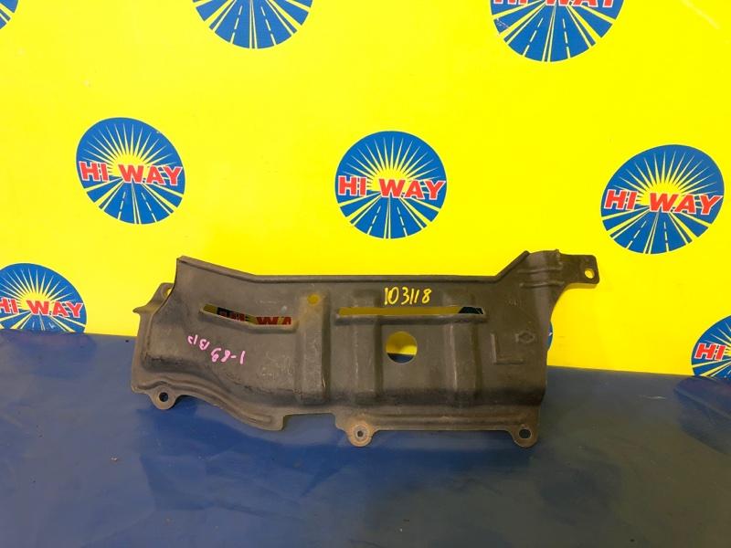 Защита двс Nissan March K11 CG10DE 1998 левая