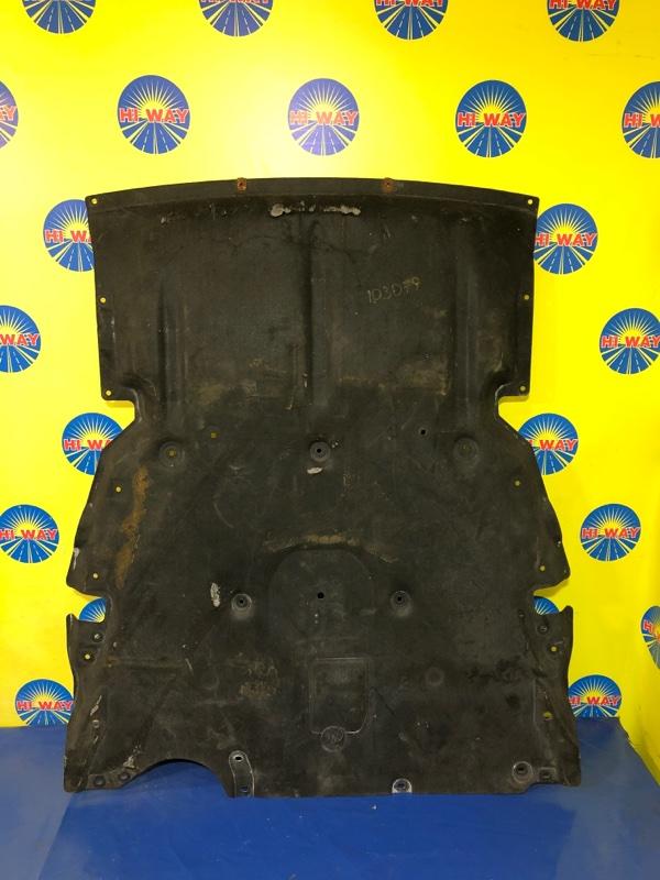 Защита двс Bmw 116I F20 N13B16A 2012