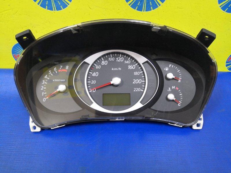 Комбинация приборов Hyundai Tucson JM G4GC 2007