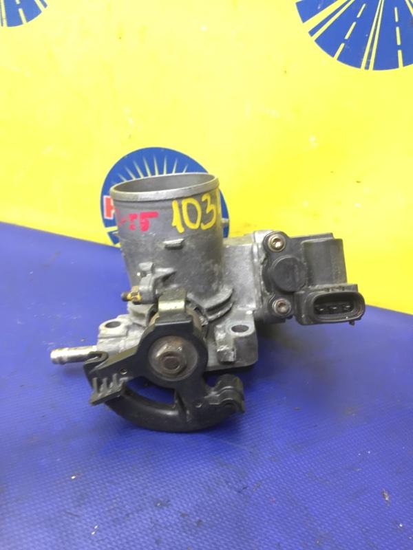 Заслонка дроссельная Toyota Platz NCP12 1NZ-FE 2000