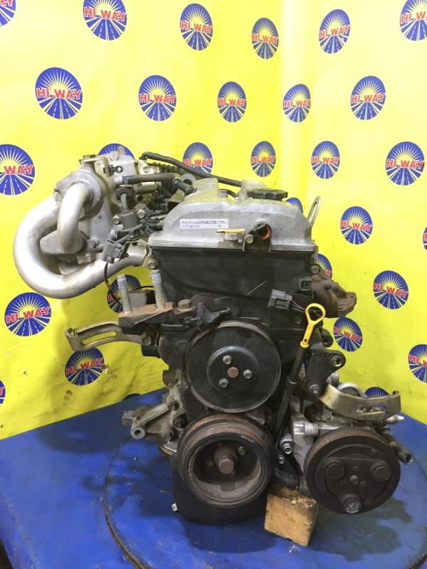 Двигатель Mazda Familia BJ5P ZL-DE 1998