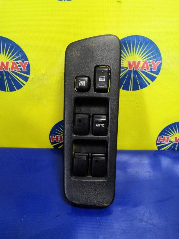 Блок управления стеклоподъемниками Toyota Kluger ACU20 2AZ-FE 2002 правый