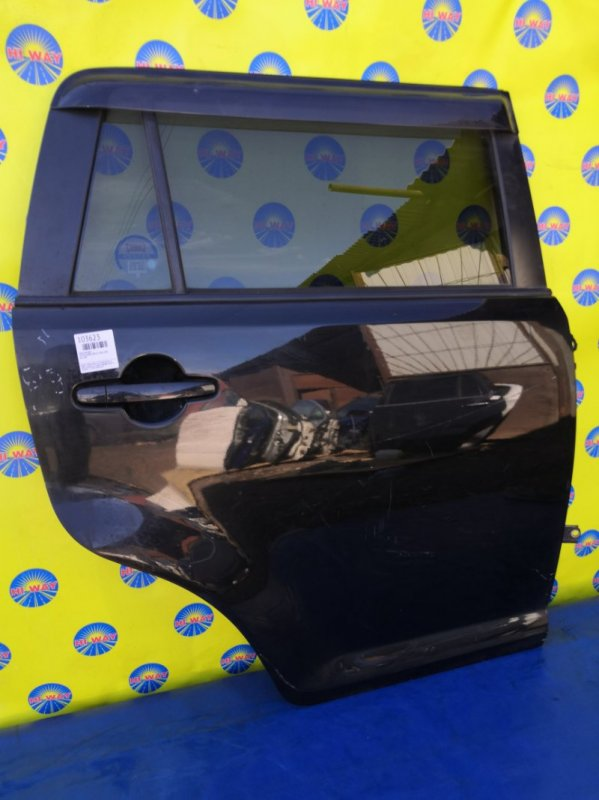 Дверь боковая Toyota Corolla Rumion AZE151 2007 задняя правая