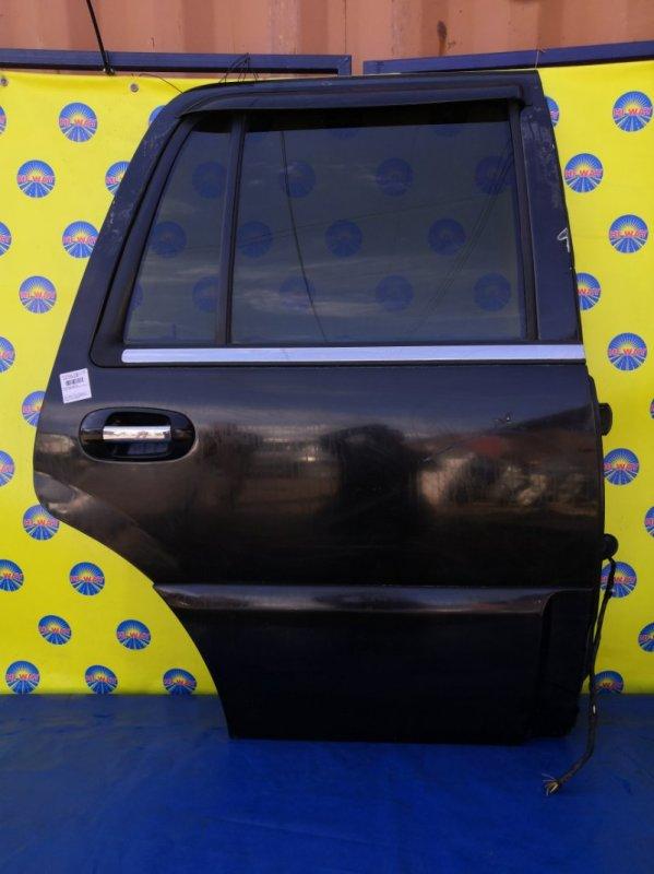 Дверь боковая Lincoln Navigator U228 6L7Z-6007-A 2003 задняя правая