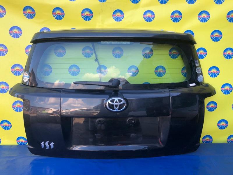 Дверь задняя Toyota Ist NCP110 07.2007