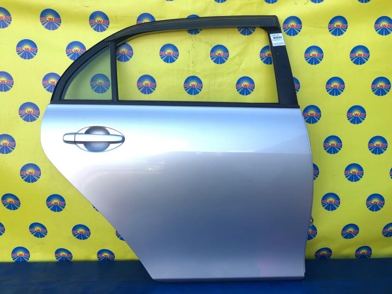 Дверь боковая Toyota Corolla Fielder NZE141 2006 задняя правая