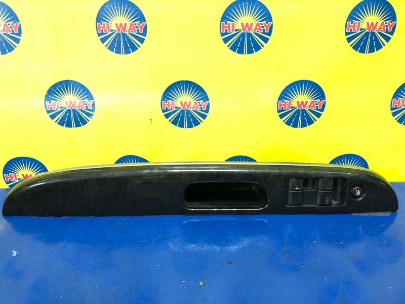 Блок управления стеклоподъемниками Honda Stepwgn RF5 K20A передний правый