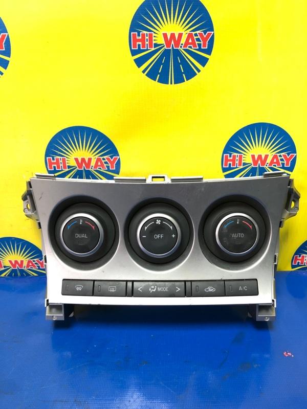 Блок управления климат-контролем Mazda Axela BL5FP 2009