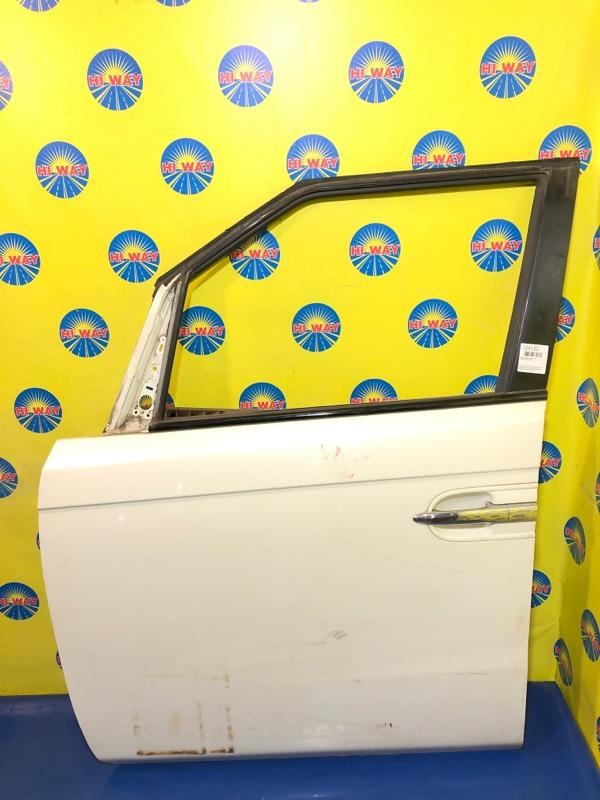 Дверь боковая Honda Elysion RR1 передняя левая