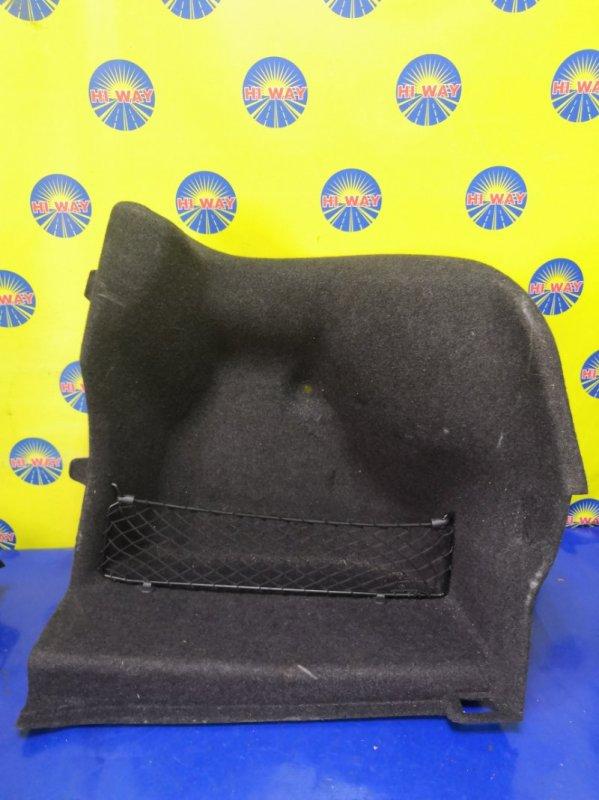 Обшивка багажника Bmw 523I E60 задняя правая