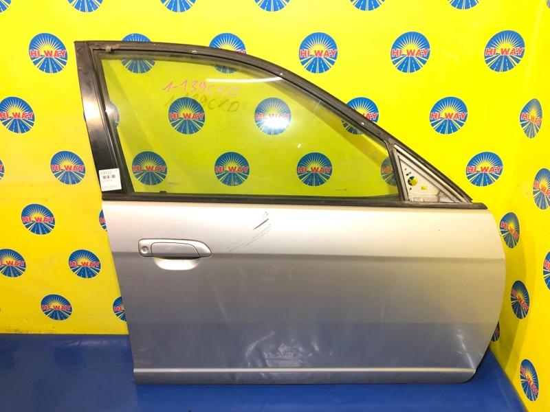 Дверь боковая Honda Civic ES3 D17A 2001 передняя правая