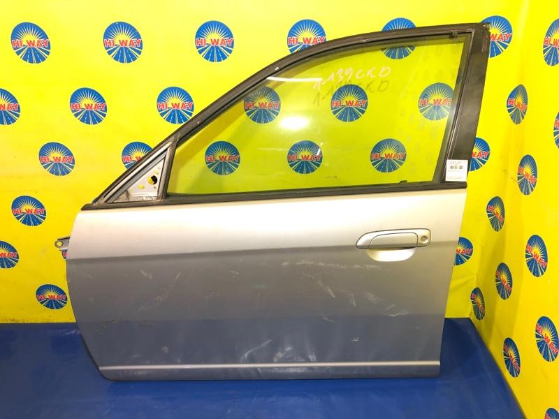 Дверь боковая Honda Civic ES3 D17A 2001 передняя левая