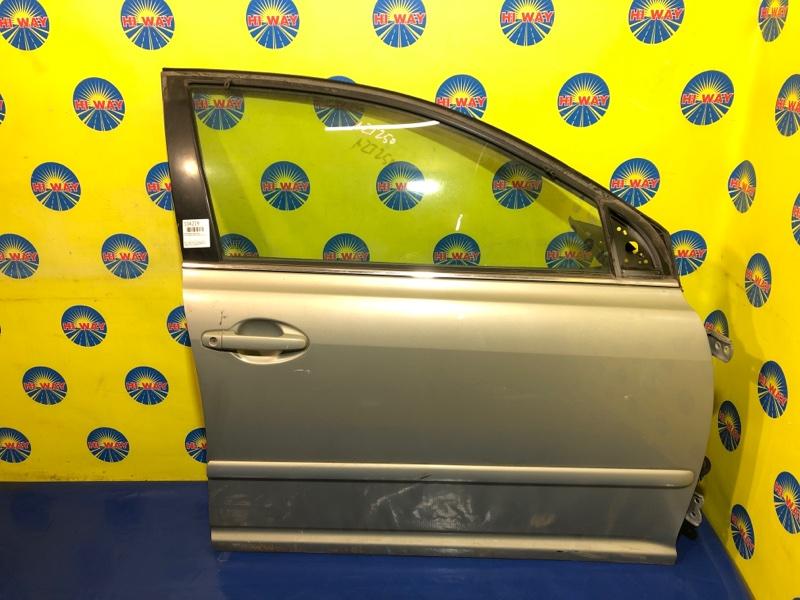 Дверь боковая Toyota Avensis AZT250 2002 передняя правая