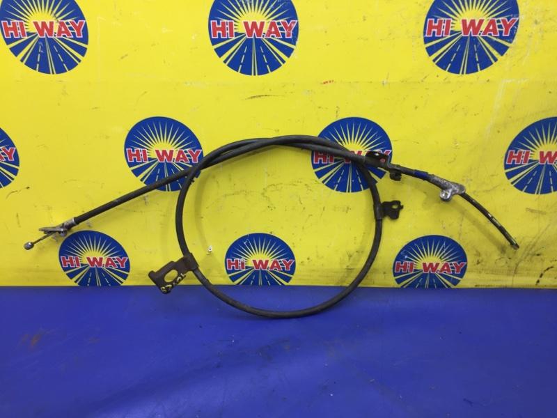 Трос ручника Toyota Platz NCP12 1999 задний левый