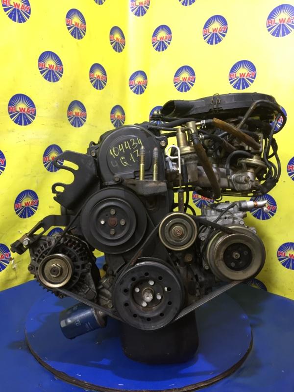 Двигатель Mmc Libero CB1V 4G13 1995