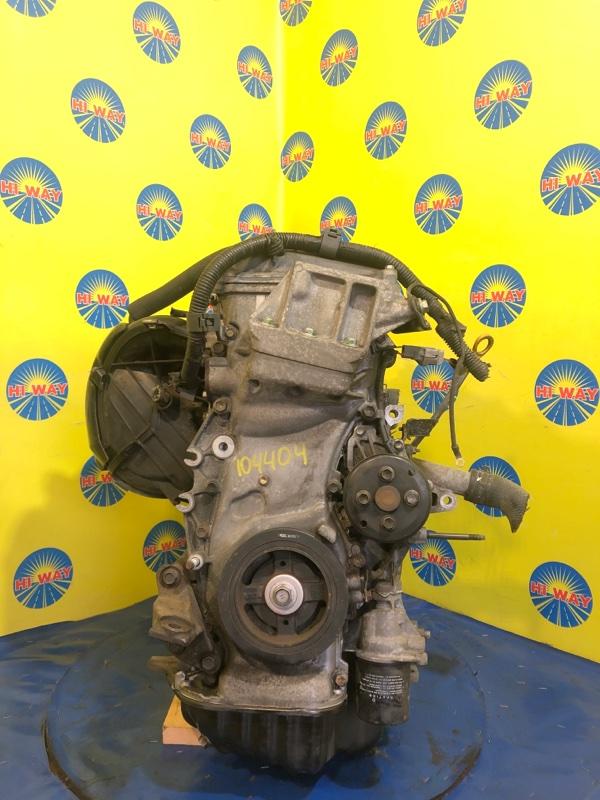 Двигатель Toyota Kluger ACU20 2AZ-FE 2002