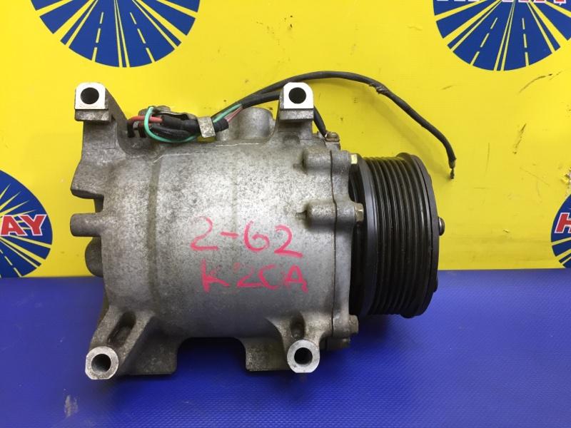 Компрессор кондиционера Honda Integra DC5 K20A 2001