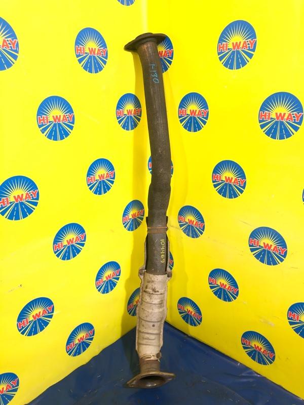 Приемная труба глушителя Toyota Kluger ACU20 2AZ-FE 2002