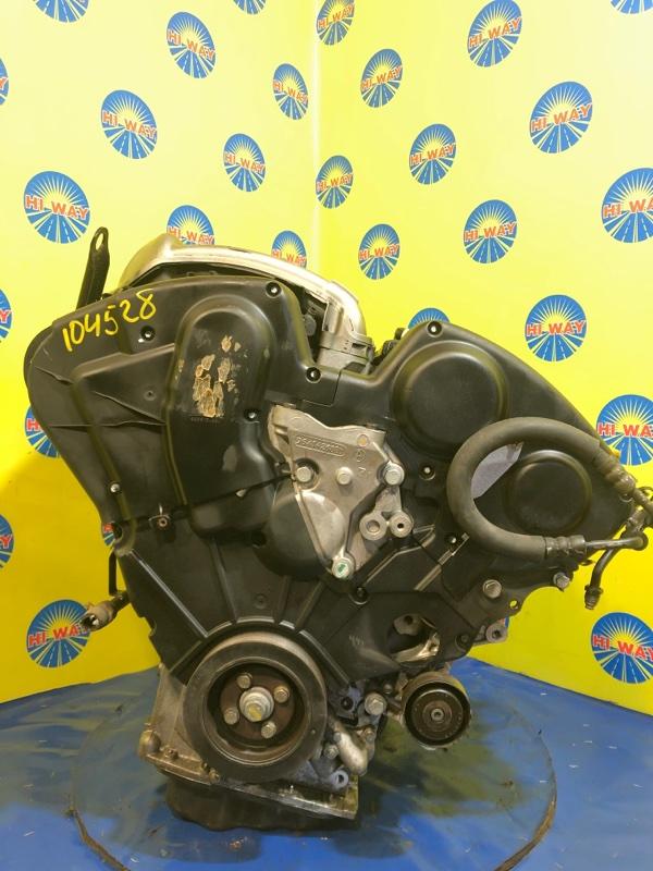 Двигатель Peugeot 407 6D XFV 2006