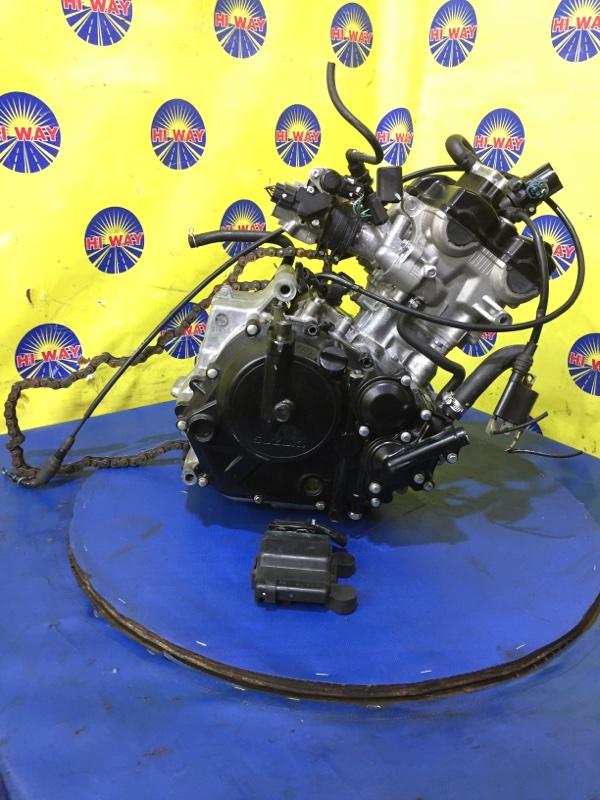Двигатель Suzuki Gsx-R125 DL33B CFA1 2019