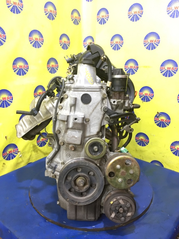 Двигатель Honda Fit GD3 L15A 2001
