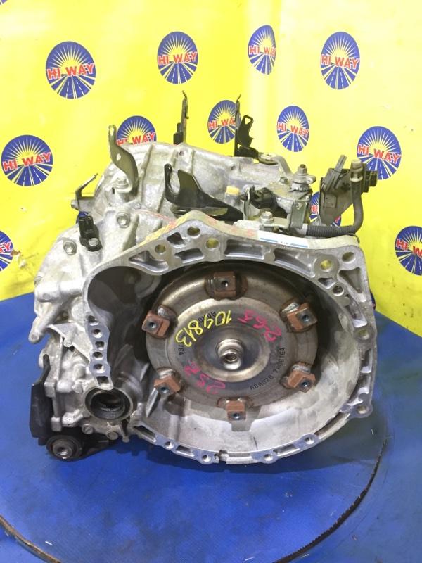 Акпп Toyota Ractis SCP100 2SZ-FE 2005