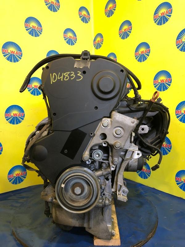 Двигатель Peugeot 307 6D RFJ 2007
