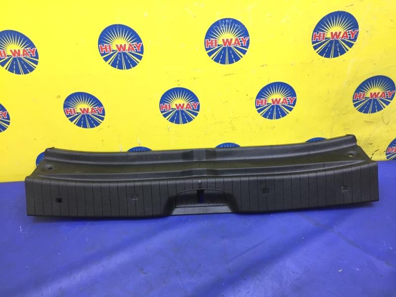 Порог багажника, накладка багажника Mercedes-Benz B150 T245 266.940 2005 задний