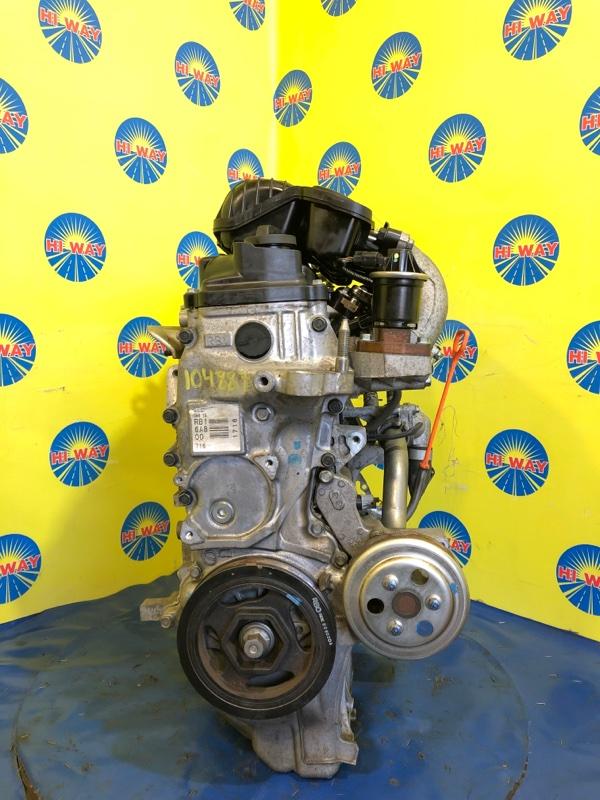 Двигатель Honda Fit GE8 L15A 2008