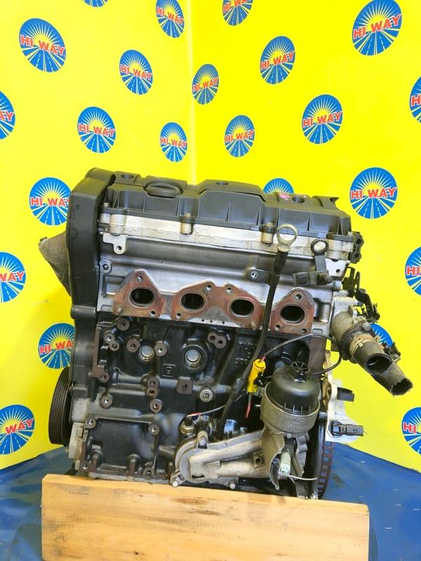 Двигатель Peugeot 206 2D TU5JP4 2004