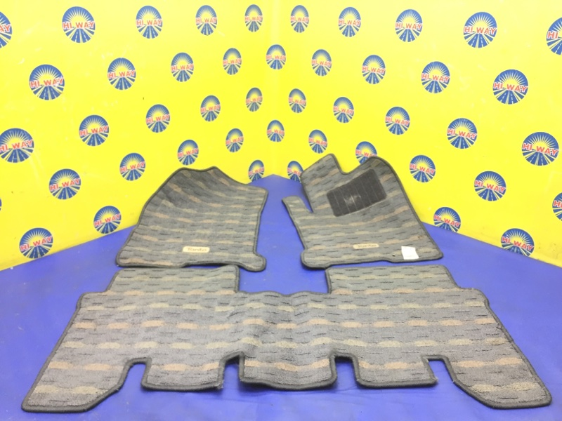 Коврики в салон Daihatsu Tanto L350S 2003