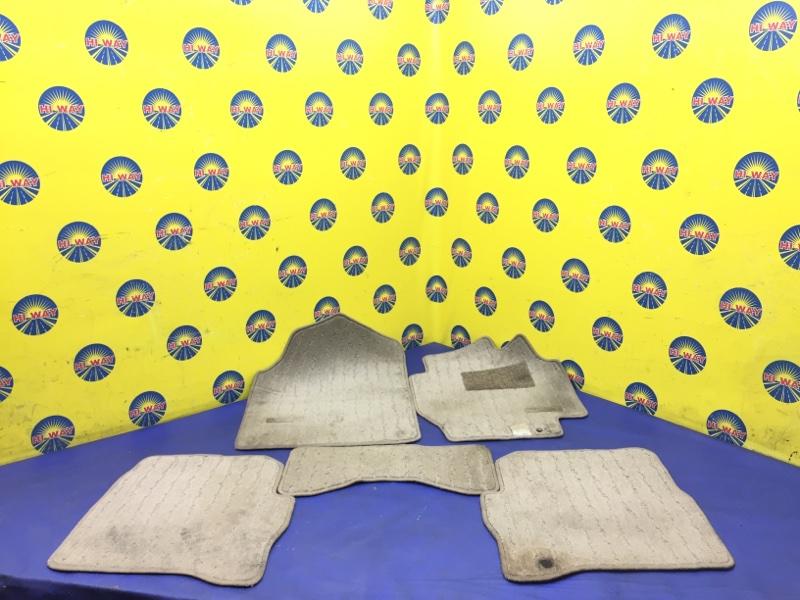 Коврики в салон Nissan Bluebird Sylphy FG10 QG15DE 2000