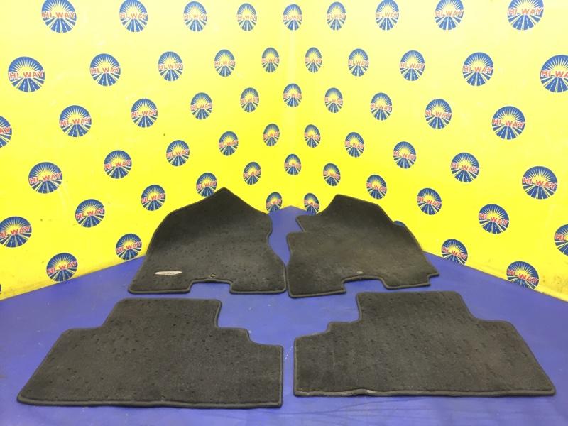 Коврики в салон Hyundai Tucson JM G4GC 2004
