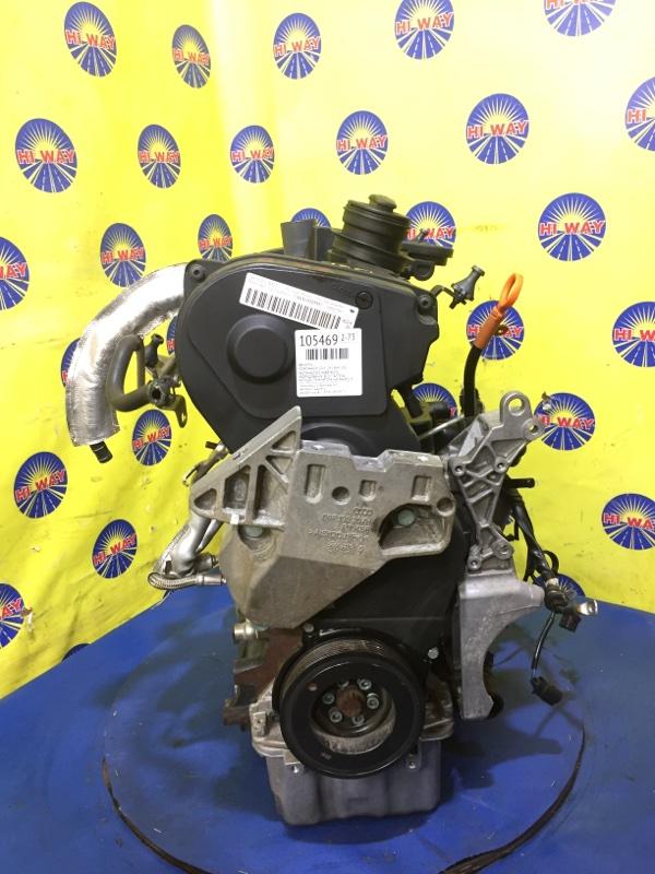 Двигатель Volkswagen Golf 1K1 AXX 2003