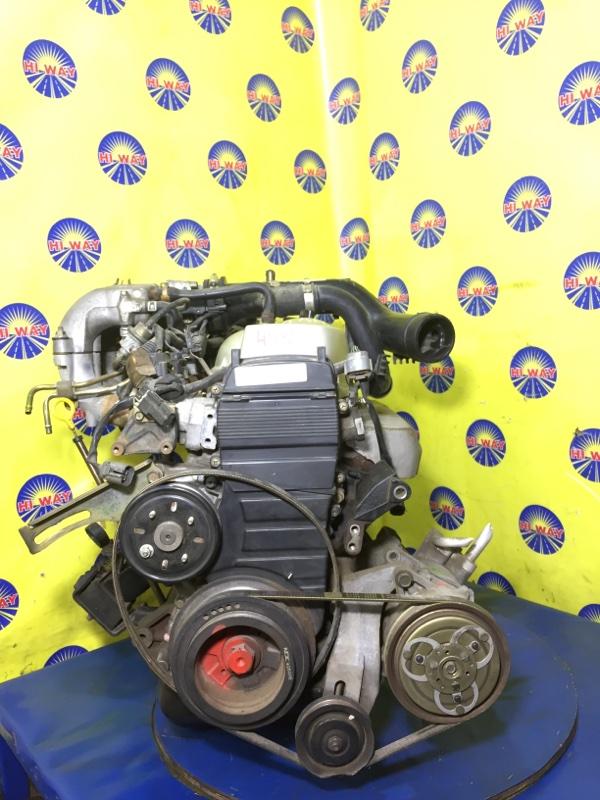 Двигатель Nissan Crew HK30 RB20E 1988