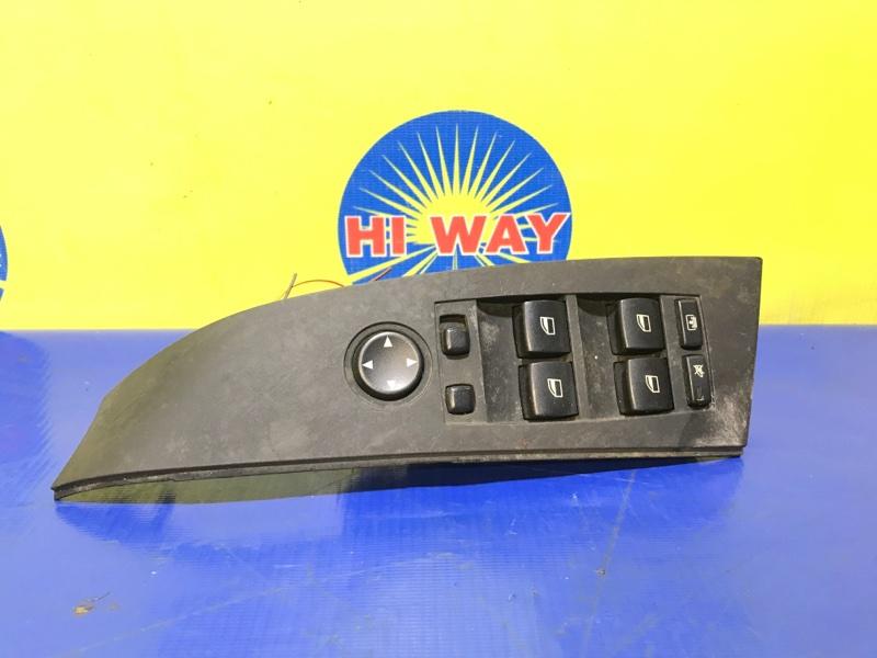 Блок управления стеклоподъемниками Bmw 525I E60 передний правый