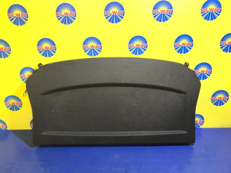 Полка багажника Bmw 116I F20 N13B16A 2012