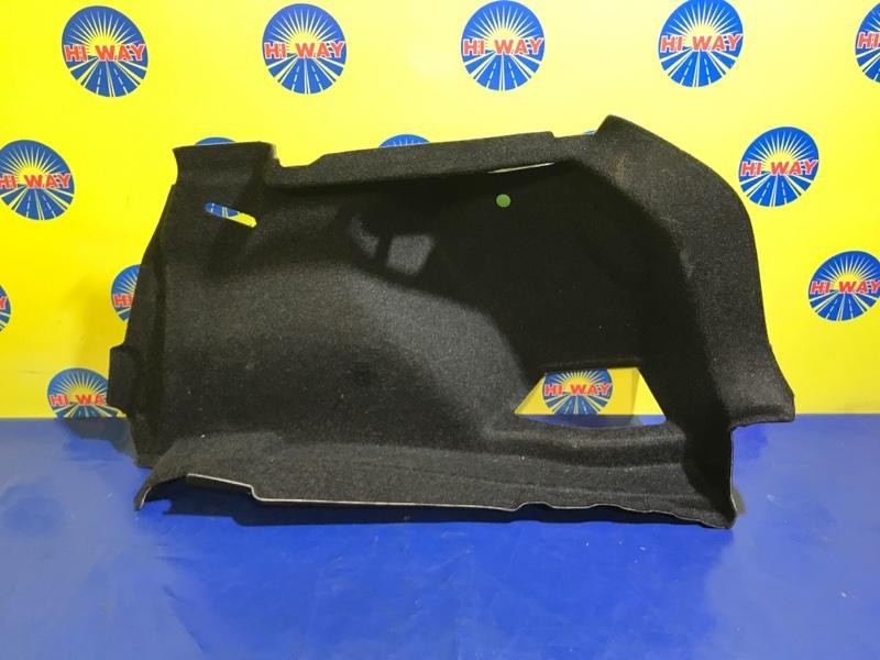 Обшивка багажника Bmw 116I F20 N13B16A 2012 правая