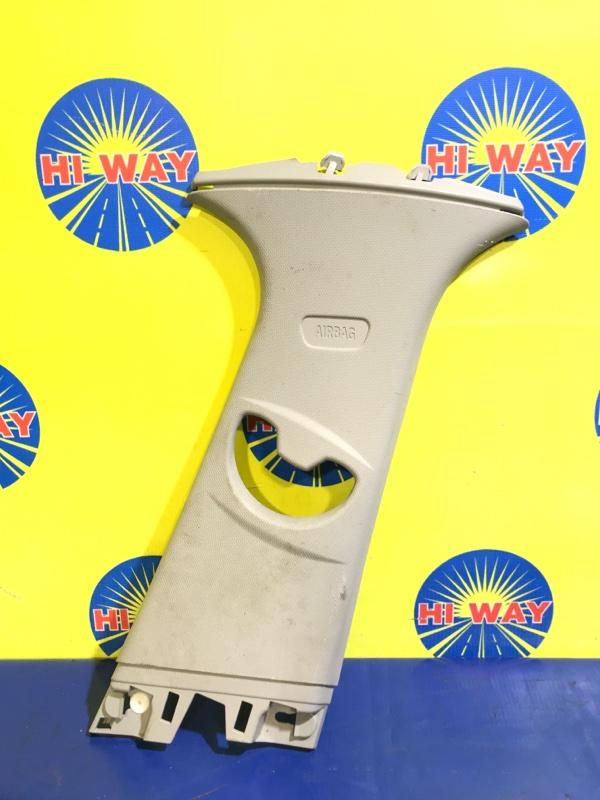 Накладка пластиковая в салон Bmw 116I F20 N13B16A 2012 правая