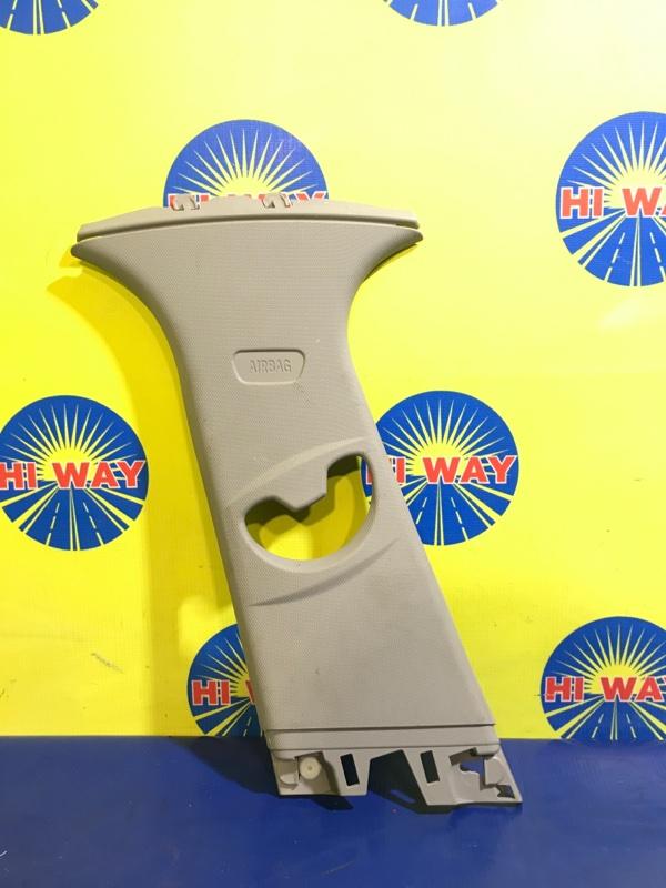 Накладка пластиковая в салон Bmw 116I F20 N13B16A 2012 левая