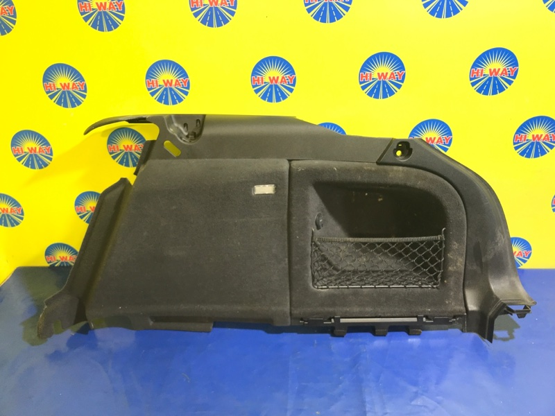 Обшивка багажника Audi A4 8K5 CDHB 2010 правая