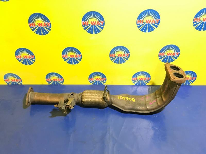 Приемная труба глушителя Honda Accord CH9 H23A