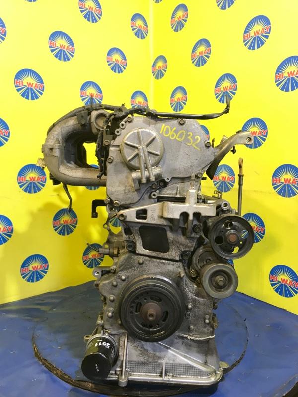 Двигатель Nissan Primera TP12 QR20DE 2001