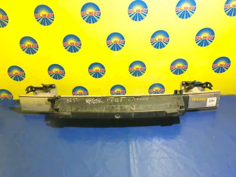Усилитель бампера Citroen C4 LC NFU 2006 передний верхний