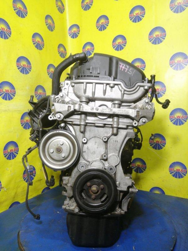 Двигатель Mini Cooper R56 N16B16A 2006