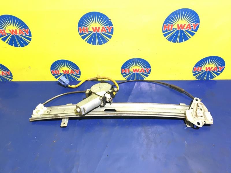 Стеклоподъемник Honda Stream RN1 2000 передний правый