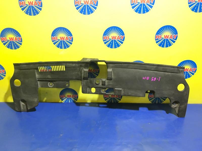 Накладка на рамку радиатора Mmc Lancer CY4A 4B11 2007