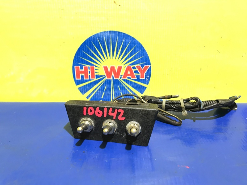 Кнопки в салон Nissan Atlas (Condor) FGH40 FD46 1994